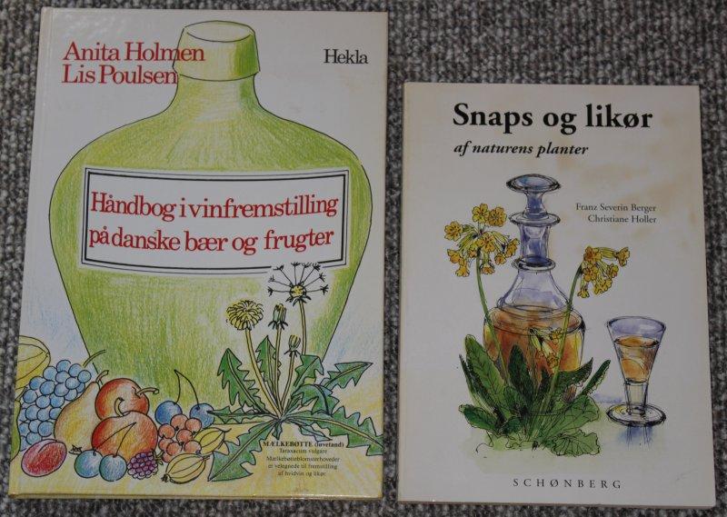 bøger om snaps
